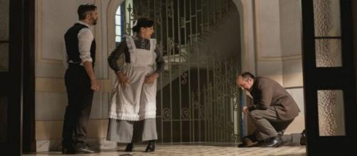 Una Vita, anticipazioni sino al 26 giugno: Felipe apprende la verità sulla morte di Celia.