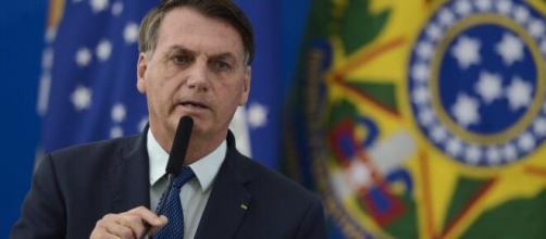 Bolsonaro se manifesta sobre investigações do STF. (Arquivo Blasting News)