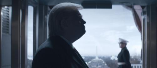 Brendan Gleeson para la miniserie 'The Comey Rule' como el presidente Donald Trump