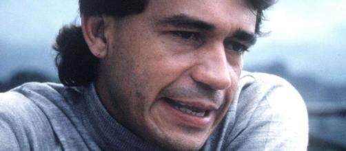 Cocaïne Cowboy : Bras droit de Pablo Escobar, Carlos Lehder a été libéré de prison. Credit: SEMANA COLOMBIE/SIPA