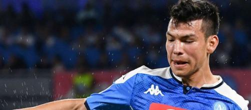 El futbolista mexicano Hirving Lozano. - goal.com