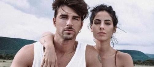 Grande Fratello Vip 5: Giulia De Lellis e Andrea Damante potrebbero varcare la porta. rossa.