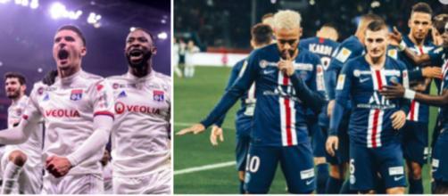 Les finales de coupes de France et coupes de la Ligue décalées - Photo captures d'écran compte Instagram