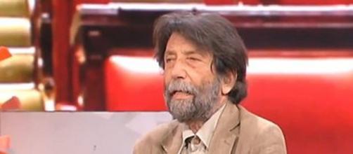 Massimo Cacciari ospite di Fuori dal coro.