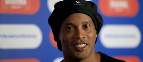 Ronaldinho Gaúcho perdeu seu pai ainda jovem. (Arquivos Blasting News).