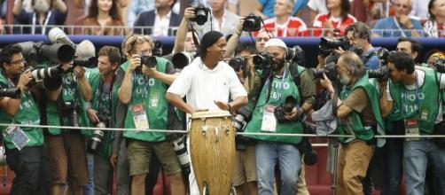 Ronaldinho recebeu homenagem de pesquisadores de MG. (Arquivos Blasting News).