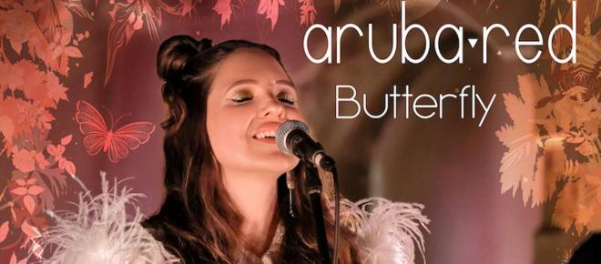 Aruba Red releases her latest uplifting track Butterfly