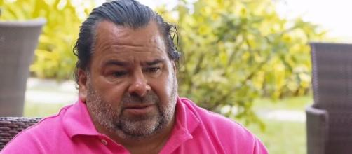 '90 Day Fiance': Big Ed accidentally set himself on fire, shocked by fans death. [Image Source: TLC/ YouTube]