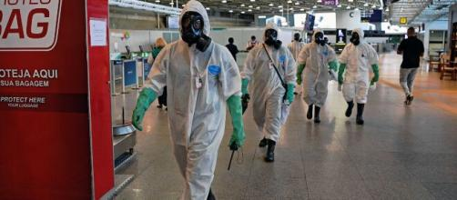 Brasil registra mais de mil mortes por coronavírus novamente. (Arquivo Blasting News)