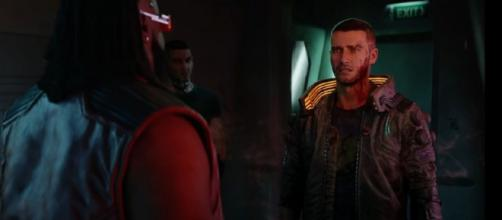 'Cyberpunk 2077' is going to take a little longer to arrive. [Image Source: Gamespot/YouTube]