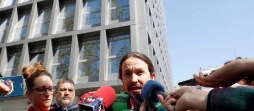 """Iglesias es acusado de destruir pruebas en """"el caso Villarejo"""""""