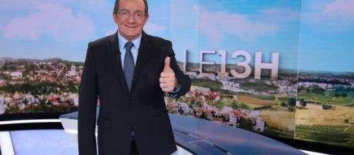 Jean-Pierre Pernaut devient la personnalité préférée des Français (source : capture Twitter @le_parisien)