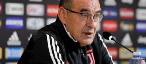 Juventus, possibile l'esonero di Sarri.