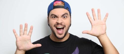 Luccas Neto é irmão de Felipe Neto e trabalha como youtuber para o público infantil. (Arquivo Blasting News)