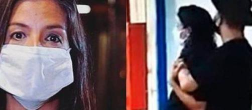 Mariana Araújo saiu ilesa após ter sido feita refém. (Arquivo Blasting News)