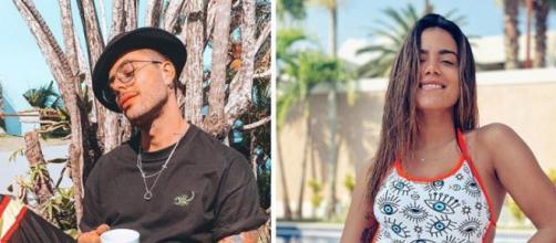Gui Araújo fala sobre namoro com Anitta e destaca que relação 'valorizou o passe'. (Arquivo Blasting News)