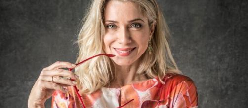 Letícia Spiller atuou na novela 'O Sétimo Guardião'. (Reprodução/TV Globo)