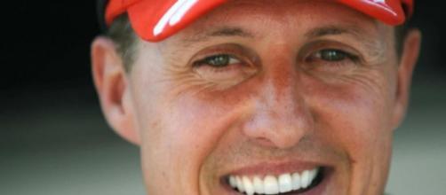 Michael Schumacher, ex campione di Formula 1.