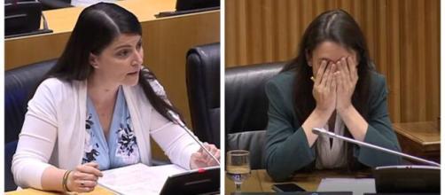 Nuevo enfrentamiento entre Podemos y VOX en tono femenino