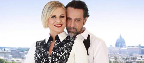 Temptation Island: Antonella Elia e Pietro Delle Piane prima coppia ufficiale del cast.