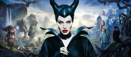 A personagem 'Malévola' foi interpretada por Angelina Jolie. (Reprodução/YouTube)