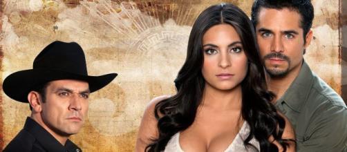 'A Que Não Podia Amar' foi exibida pelo SBT em 2019. (Reprodução/Televisa)