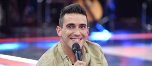 André Marques fez parte do elenco da novela. (Reprodução/TV Globo)