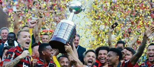 Campeão da Libertadores e do Brasileirão no ano passado, o Flamengo lidera a lista. (Arquivo Blasting News)