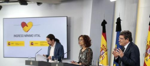 El PSOE y Unidas Podemos han presentado los requerimientos del Ingreso Mínimo Vital.