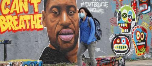 Protestas raciales invaden las calles de Estados Unidos por el asesinato de Floyd