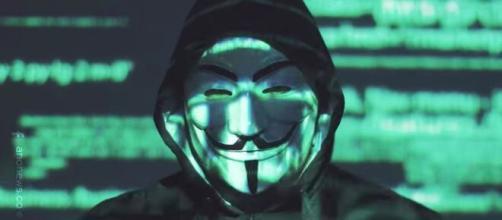 O grupo de Hackers Anonymous divulgou supostos dados do Presidente. (Arquivo Blasting News)