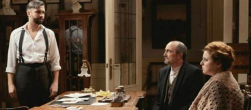 Una Vita, Felipe apprende la verità sulla morte di Celia.