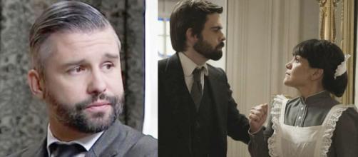 Una Vita, trame spagnole: Velasco ordina a Laura l'assassinio di Felipe.