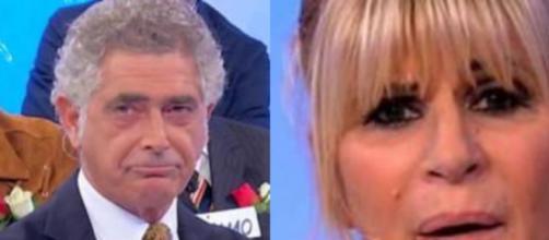Uomini e Donne, Juan Luis Ciano e Gemma Galgani.
