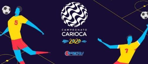 Carioca 2020 foi paralisado por decreto de Crivella. (Divulgação/Ferj)
