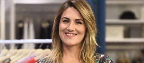 Carlota Corredera en una foto promocional de 'Cámbiame'. / MEDIASET