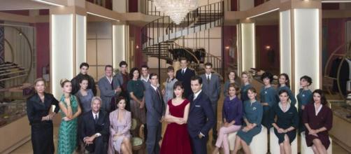 Il Paradiso delle signore, spoiler quinta stagione: Marta e Vittorio potrebbero avere un figlio.