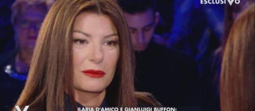 Ilaria D'Amico contro la sorella di CR7.