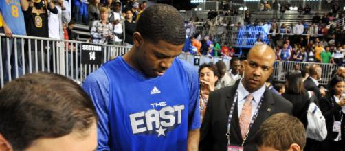 Joe Johnson will be playing for Overseas Elite. [Image Source: Flickr | LA CANVAS]