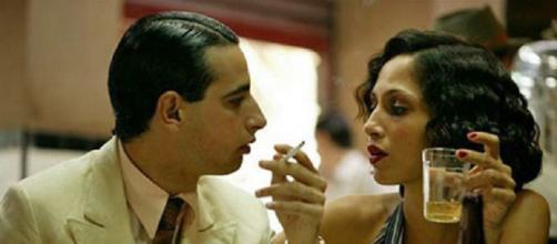 Rafael Raposo foi o protagonista do filme. (Reprodução/YouTube)