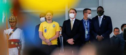 El coronavirus sigue sin control en Brasil, a pesar del pasotismo de Bolsonaro.