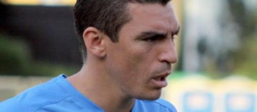 Lucio, ex difensore dell'Inter e della Juventus.