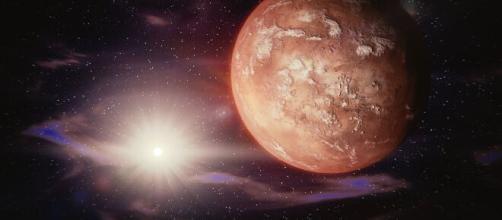 Caratteristiche e curiosità del pianeta Marte in oroscopo.