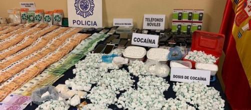 La televisión se ha hecho eco de la mayor empresa de distribución de cocaína.