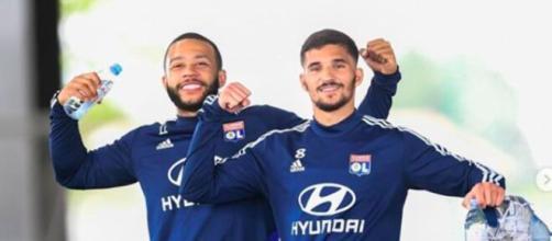 Le nouveau maillot de l'OL a été confirmé, les internautes divisés - Photo capture d'écran Olympique Lyonnais Instagram