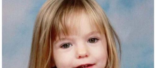 Madeleine MacCann com apenas 3 anos. (Arquivo Pessoal)