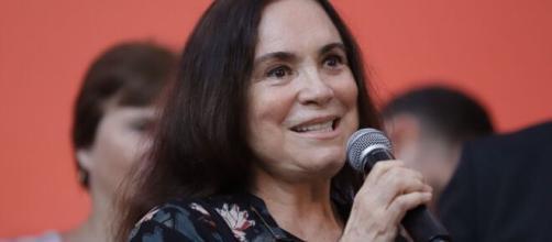 Regina Duarte brilhou na novela. (Arquivo Blasting News)