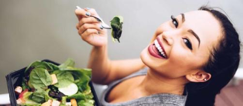 Salada e dieta são praticamente indissociáveis. (Arquivo Blasting News)