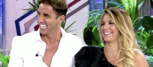 Sálvame / Ivana está convencida de que Adara está celosa de su relación con Hugo Sierra