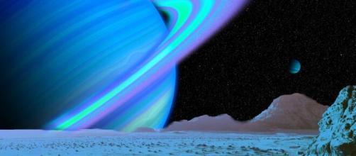 Caratteristiche e curiosità del pianeta Urano in oroscopo.